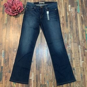 J BRAND | NWT Mid Rise Slim Bootcut Jeans | 32